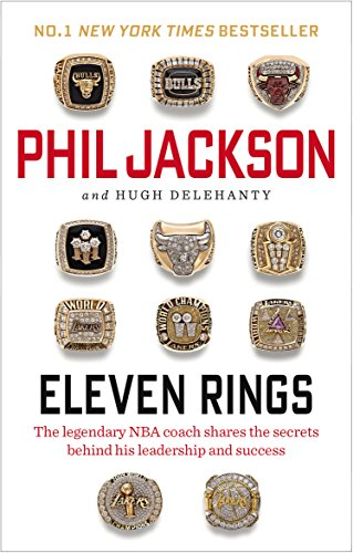 Eleven Rings (English Edition) por Phil Jackson