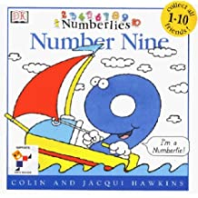 The Numberlies: Number Nine by Colin Hawkins (2000-01-20)