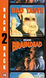 Braindead/Bad Taste [VHS]