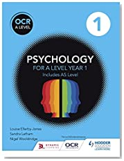 OCR Psychology for A Level Book 1 (Ocr a Level)