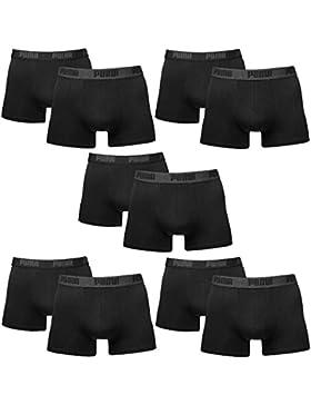 8 er Pack Puma Boxer Boxershorts Men Pant Underwear black size XL