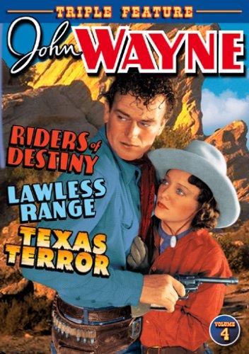John Wayne Triple Feature 4 [DVD] [1933] [Region 1] [NTSC] [Edizione: Regno Unito]