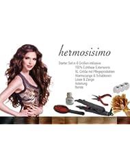 Kit Extensions avec indien extensions en cheveux Longueur 40cm