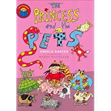 The Princess and the Pets (I Am Reading)