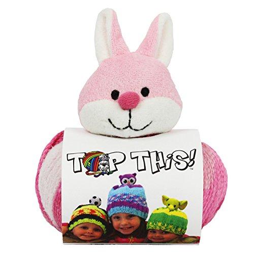 DMC Top This! Bunny Yarn Kit by (Bunny Kit)