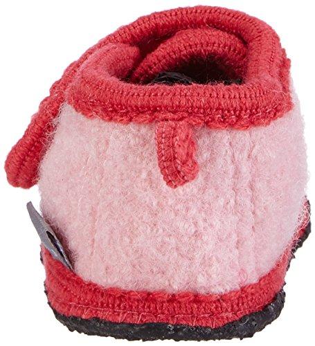 Sterntaler Baby Mädchen Krabbelschuhe Pink (kirschblüte / 765)