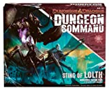 Wizards Of The Coast 397530000 - Dungeon Command - Sting of Lolth, Brettspiel