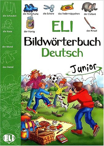 ELI Bildwörterbuch Deutsch junior
