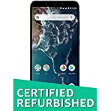 (CERTIFIED REFURBISHED) Mi A2 (Black, 4GB RAM, 64GB Storage)