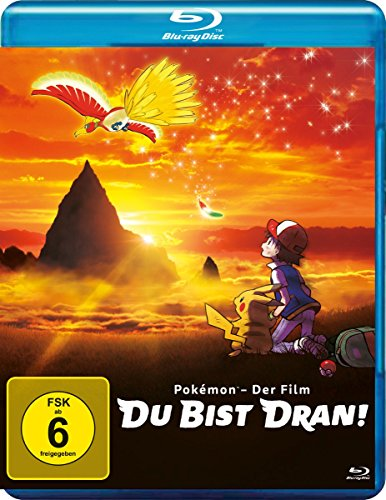 Pokemon - Der Film: Du bist dran! [Blu-ray]