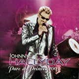 Johnny Hallyday au Parc des Princes 2003 - (inclus un livret de 16 pages)