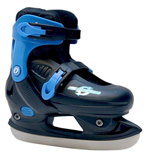 Schlittschuhe Eislaufschuh Kinder Ontario Ice Rider verstellbar von 32 bis 35 Neu