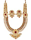 Touchstone antique golden plated Indian ...