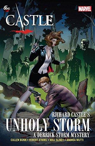 Castle: Unholy Storm (Derrick Storm Graphic Novel)