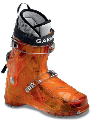Garmont Literider Ski Stiefel, Sunrise Orange