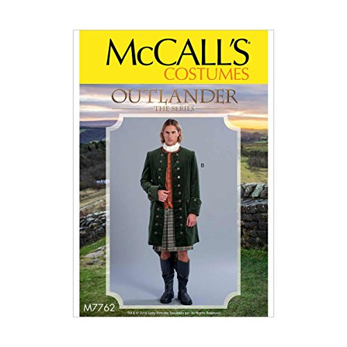 McCall Patterns M7762MQQ Herren MQQ (46-48-50-52)