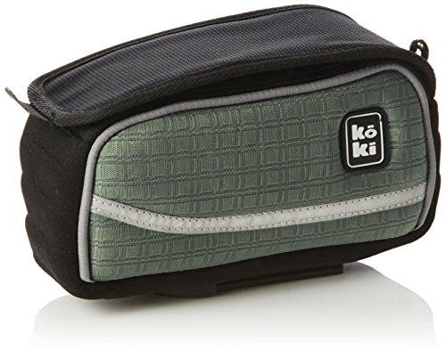 Koki Sattel Trainer Laufradtasche Smartphonebox Ditto, Nile, 15 x 8 x 6 cm, 27496