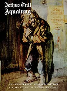 Aqualung 40th Anniversary Adapted Edition Amazon Co Uk