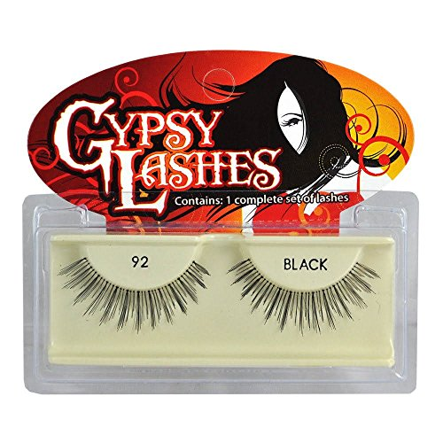 GYPSY LASHES False Eyelashes - 902 Black