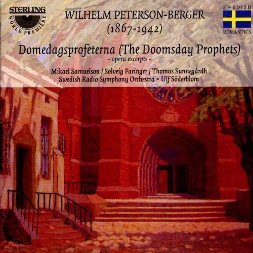 Peterson-Berger : Domedagsprofeterna (opéra)
