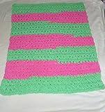 Babydecke/Kuscheldecke / Decke/handgemacht / selbst gehäkelt/Baby / Blanket, Blankie, Blanket, handmade, self-crocheted