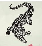 Wandtattoos Wandbilder Persönlichkeit Ideen Krokodil Wandaufkleber Kinder Schlafzimmer Dekor Aufkleber 57 × 70cm