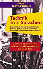 Technik in 11 Sprachen: German, English, French, Italian, Spanish, Portuguese, Dutch, Swedish, Polish, Czech, Hungarian (Compact SilverLine)
