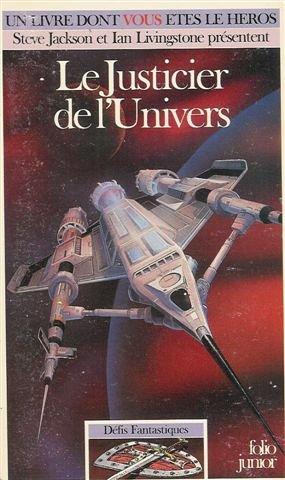 Le Justicier de l'Univers par Martin Allen