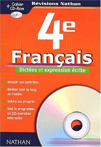 Révisions Nathan : Français, 4ème