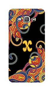 SWAG my CASE Printed Back Cover for Samsung Galaxy A8