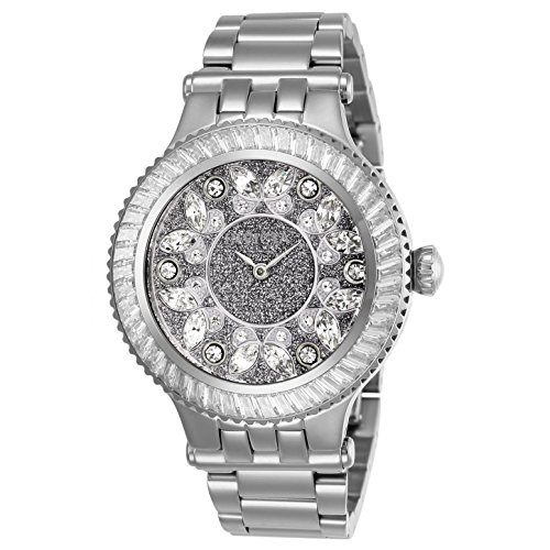Invicta Women's Subaqua Steel Bracelet & Case Quartz Analog Watch 26157