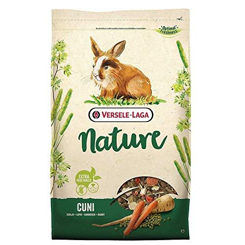 Versele Laga Nature - Mangime per conigli (2.3kg) (Multicolore)