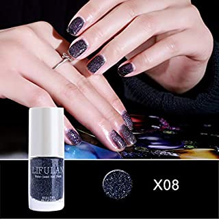 TAOtTAO Gel Nail Polish Nail Art Nail Gel Polish UV LED Gel Water Based Nail Polish (H)