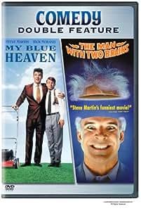 My Blue Heaven & Man With Two Brains [DVD] [1990] [Region 1] [US Import] [NTSC]