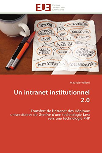 Un intranet institutionnel 2.0