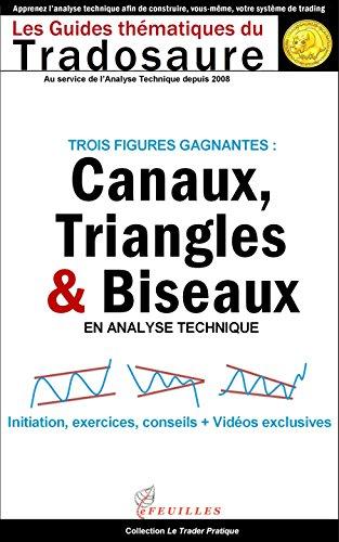 Trois figures gagnantes : canaux, triangles et biseaux en analyse technique (Les Guides thmatiques du Tradosaure t. 1)