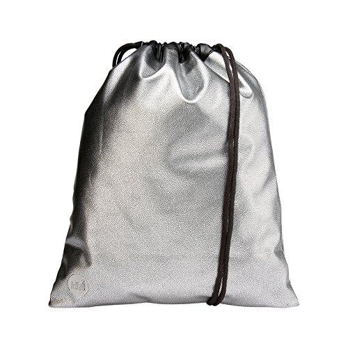 Mi-Pac-Zaino a sacchetto, argento (Argento) - 740555-005