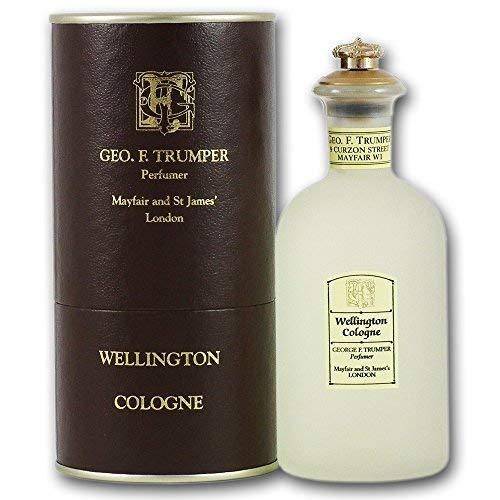 Wellington Cologne Verre Crown Décoré de Bouteille (100 ml)