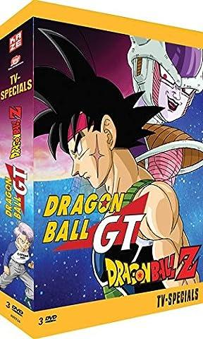 Dragon Ball Box - Dragonball Z + GT Specials - Box