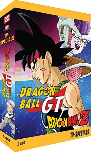 Dragonball Z + GT - Specials-Box [3 DVDs]