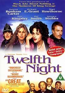Twelfth Night (1996) [UK Import]