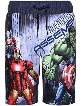 NitAvengers Ledger Shorts Schwimwear Badeshorts Shorts Superhelden Avengers