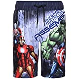 NitAvengers Ledger Shorts Schwimwear Badeshorts Shorts Superhelden Avengers (134)