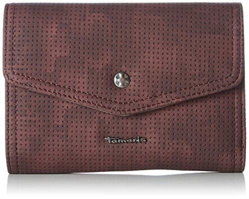 Tamaris Damen Bea Geldbörse, Rot (Vino), 4x11x14.5 cm