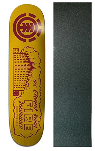 element-skateboard-deck-family-business-fire-80-with-griptape