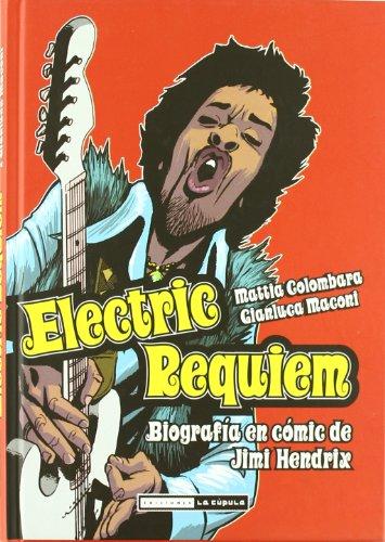 Electric requiem (Novela gráfica) por Mattia Colombara