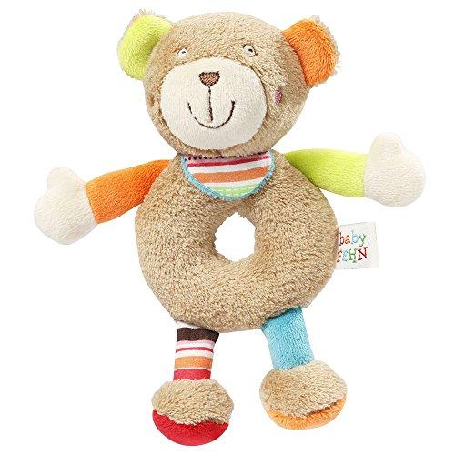 Fehn 091021 Ring-Greifling Teddy, Oskar