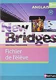 Anglais Tle New Bridges : Fichier de l'élève