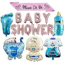 Amazon.es: De Decoracion Para Baby Shower - 4 estrellas y más