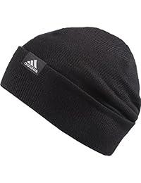 Adidas - Perf woolie black beanie - Bonnet classique